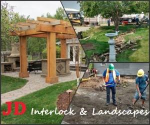 JD Interlock & Landscapes