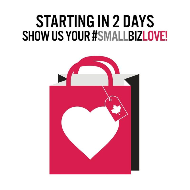 Small Biz Love Contest in Canada